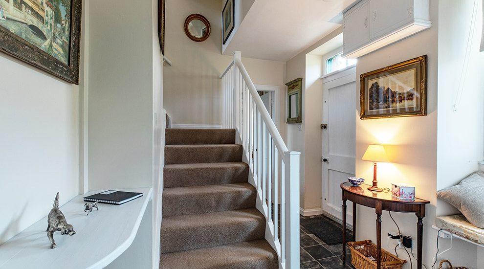 Bowismiln Cottage Hallway