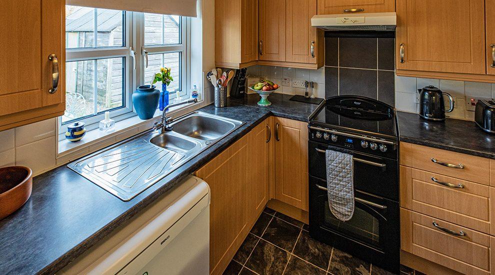 Bowismiln Cottage Kitchen